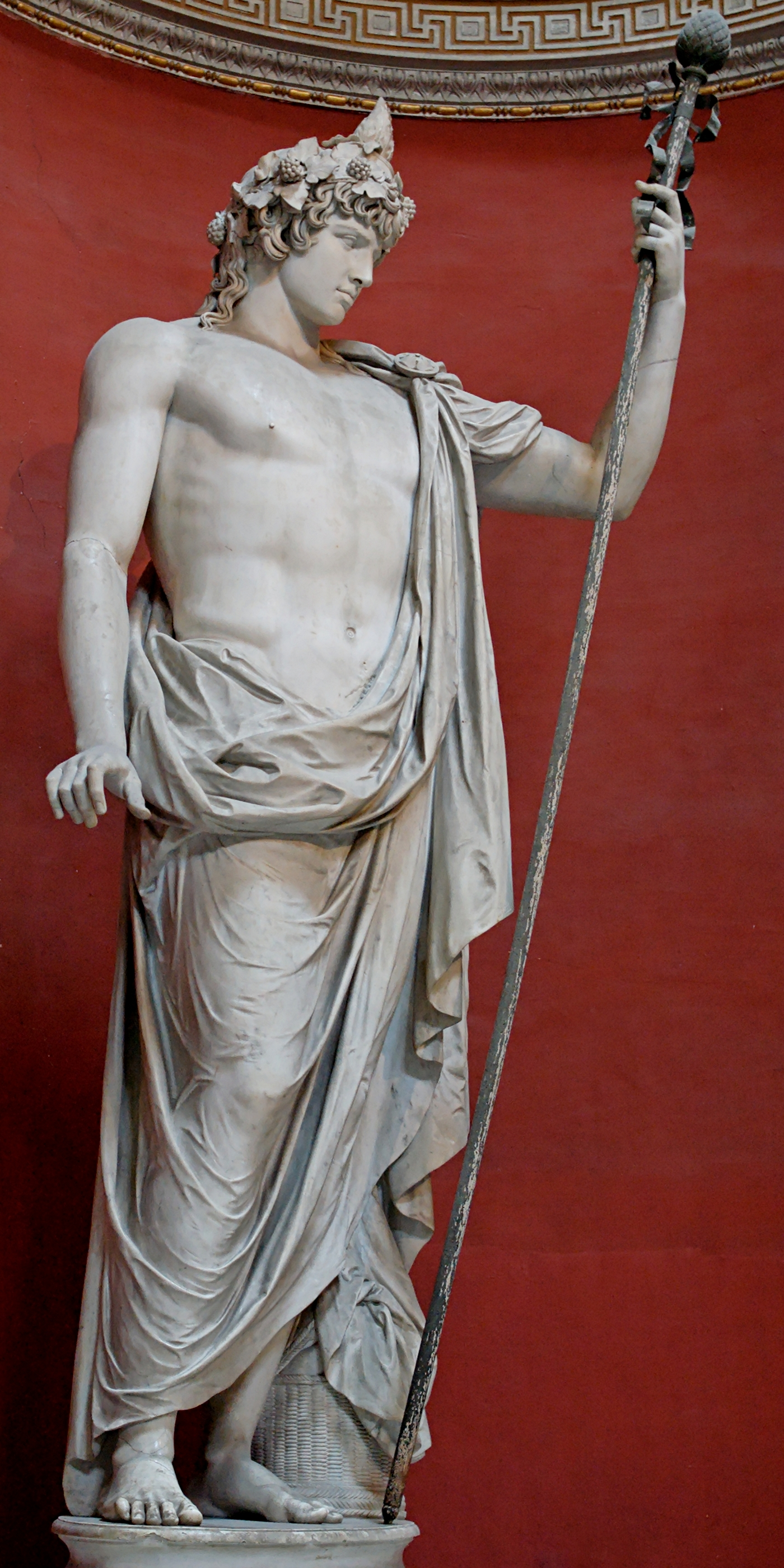 "Antinous is actually an interesting Deity for those searching for a ""gay"" god."
