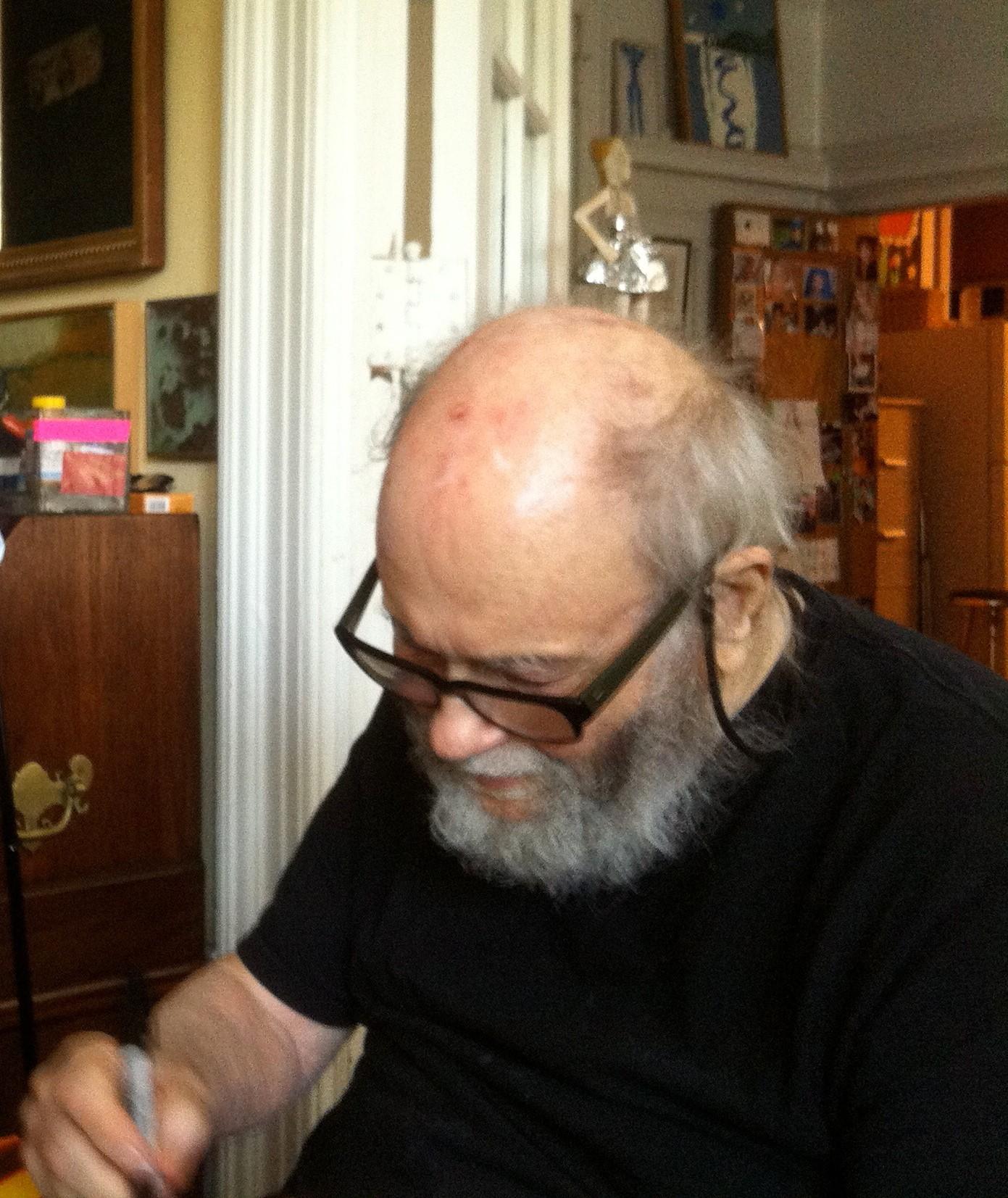 <small>Arthur Danto, 2012</small>