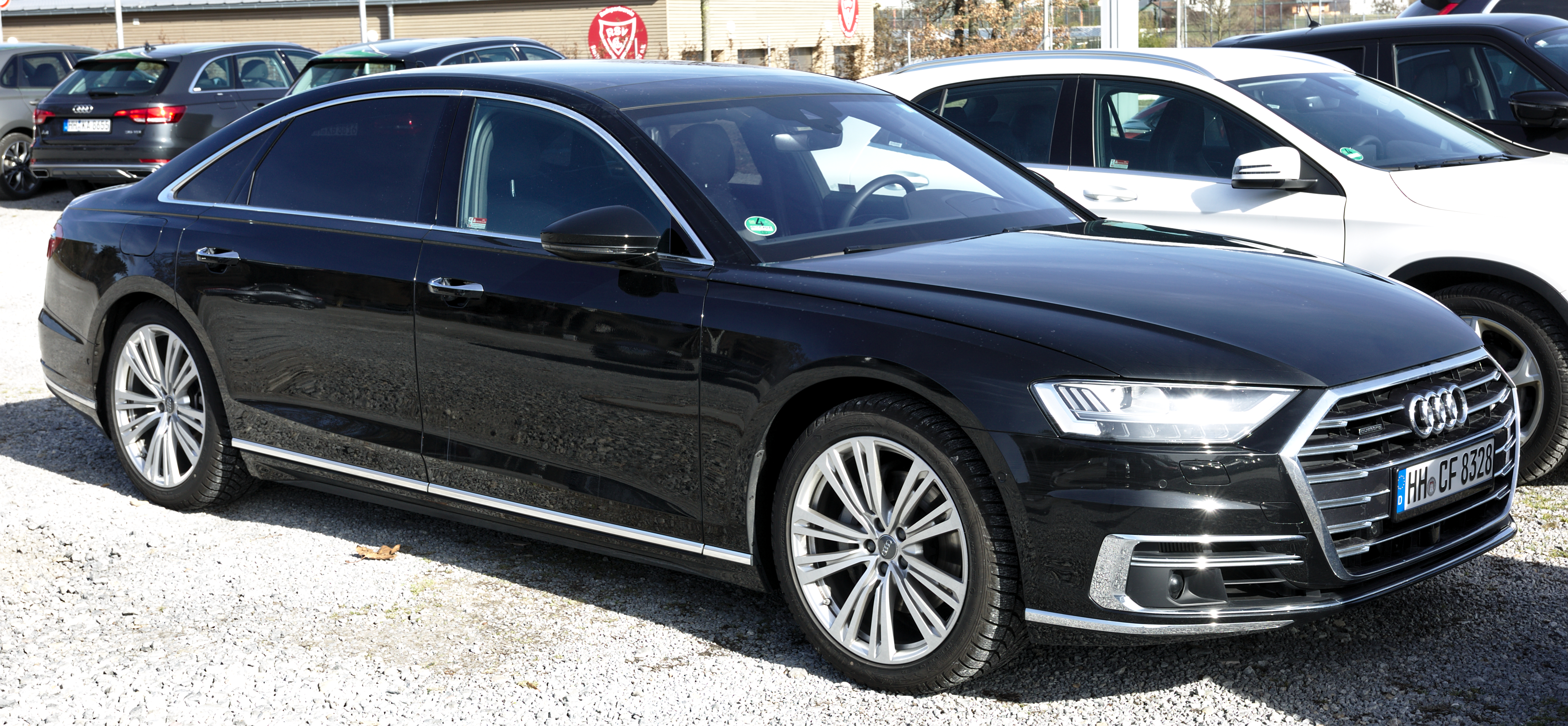 Kelebihan Audi A8 Tdi Tangguh