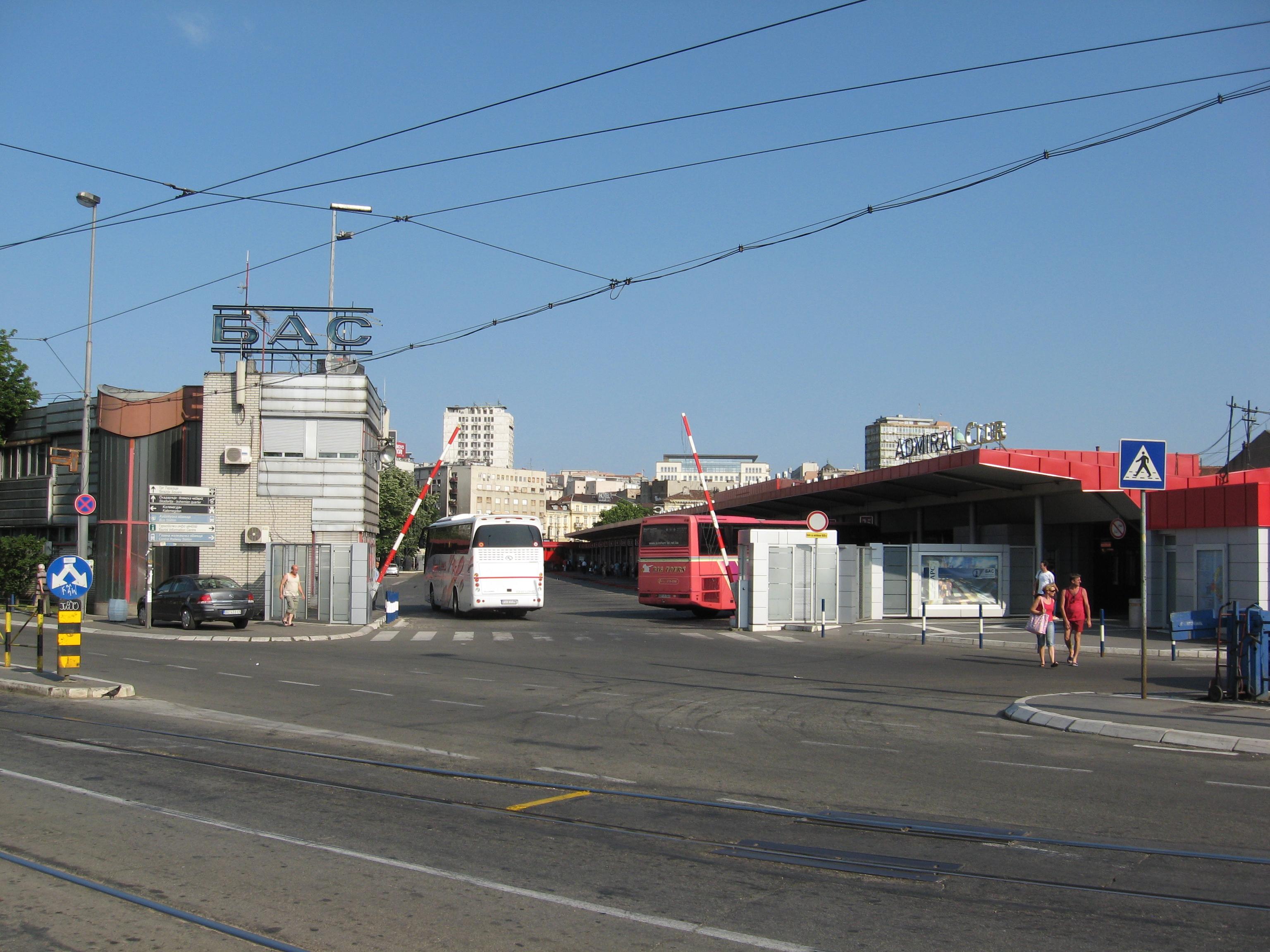 Belgrade Bus Station Wikipedia