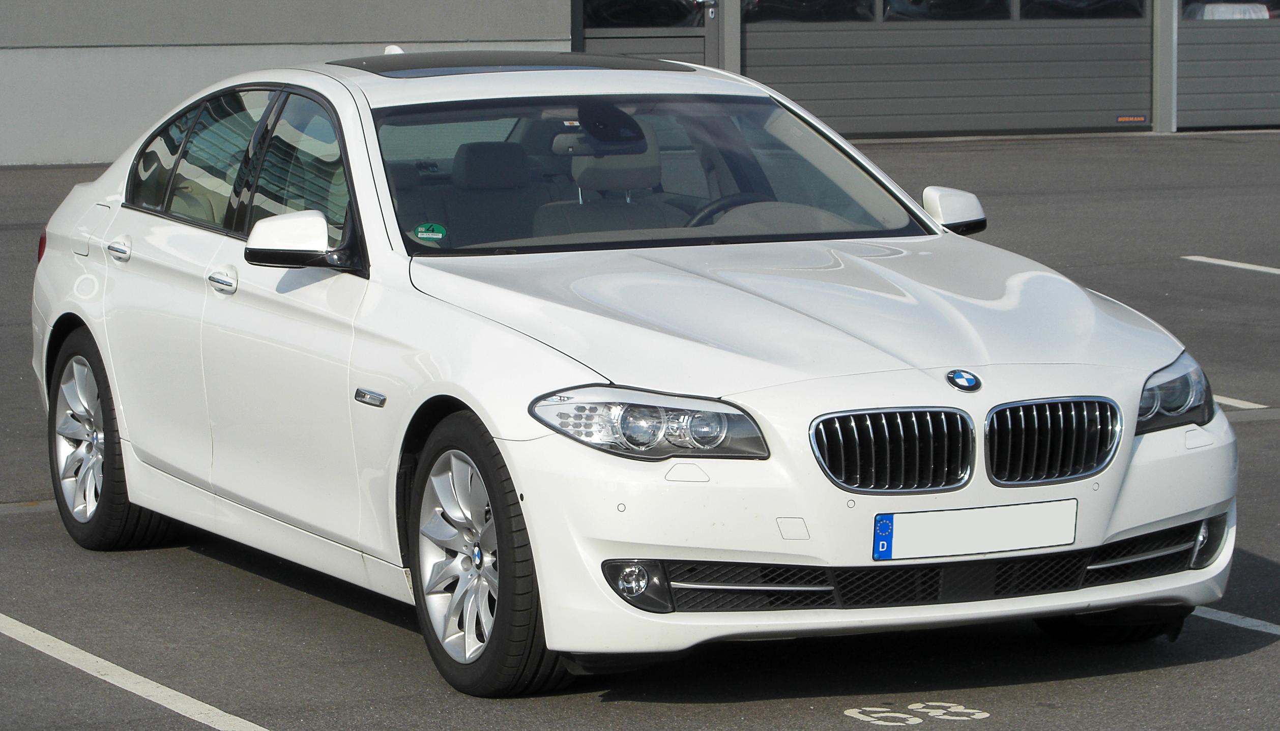 BMW 530d (F10)