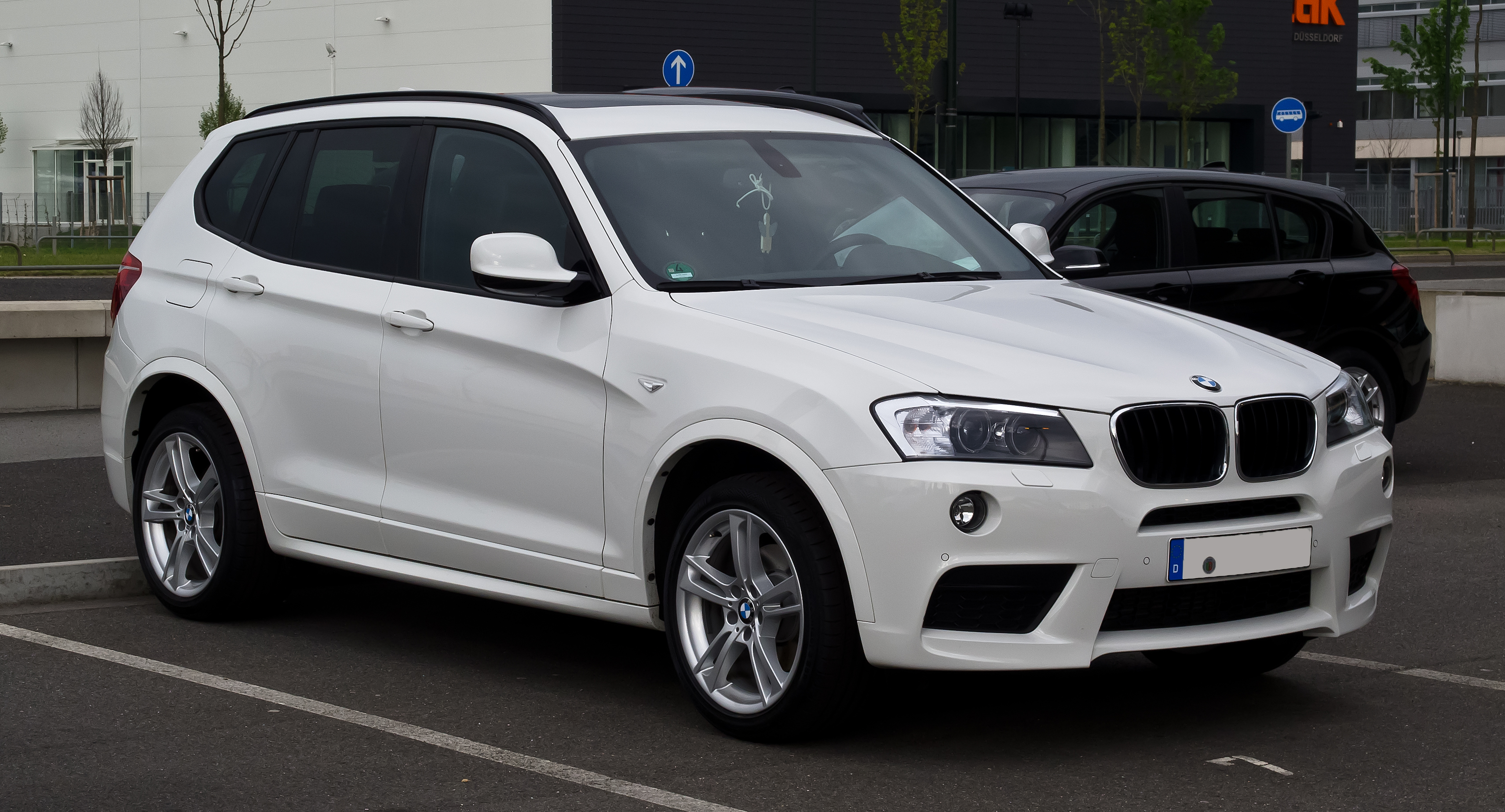File Bmw X3 M Sportpaket F25 Frontansicht 1 1 Mai