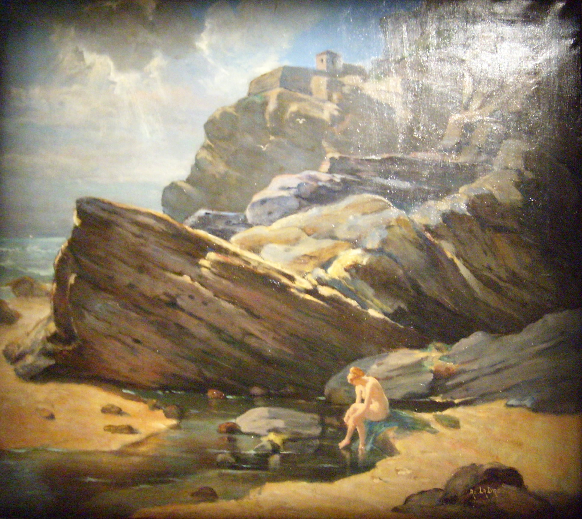 Famous Siren Paintings