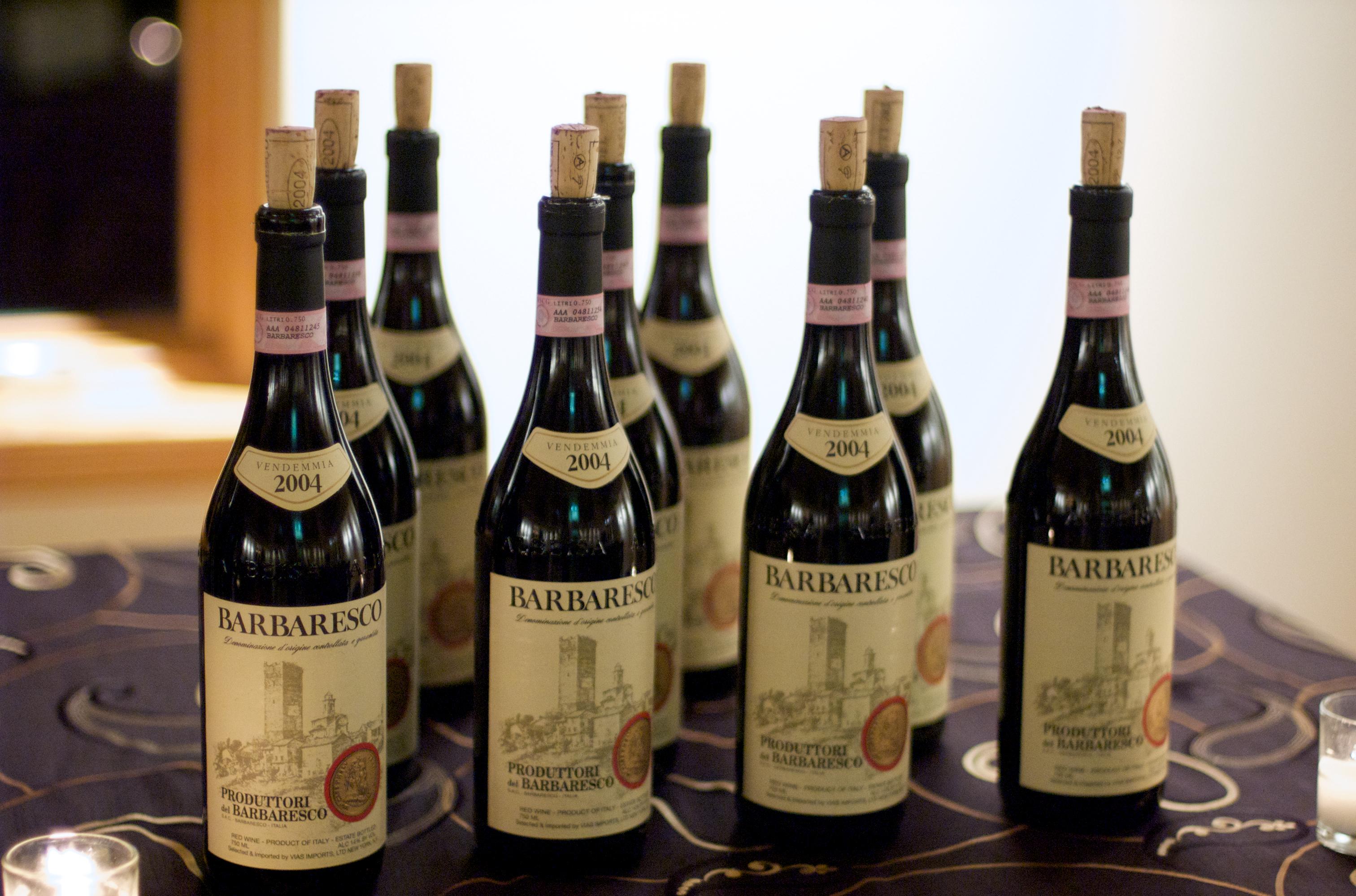 vinho barbaresco