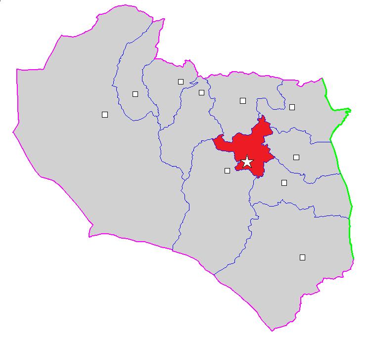 شهرستان بیرجند