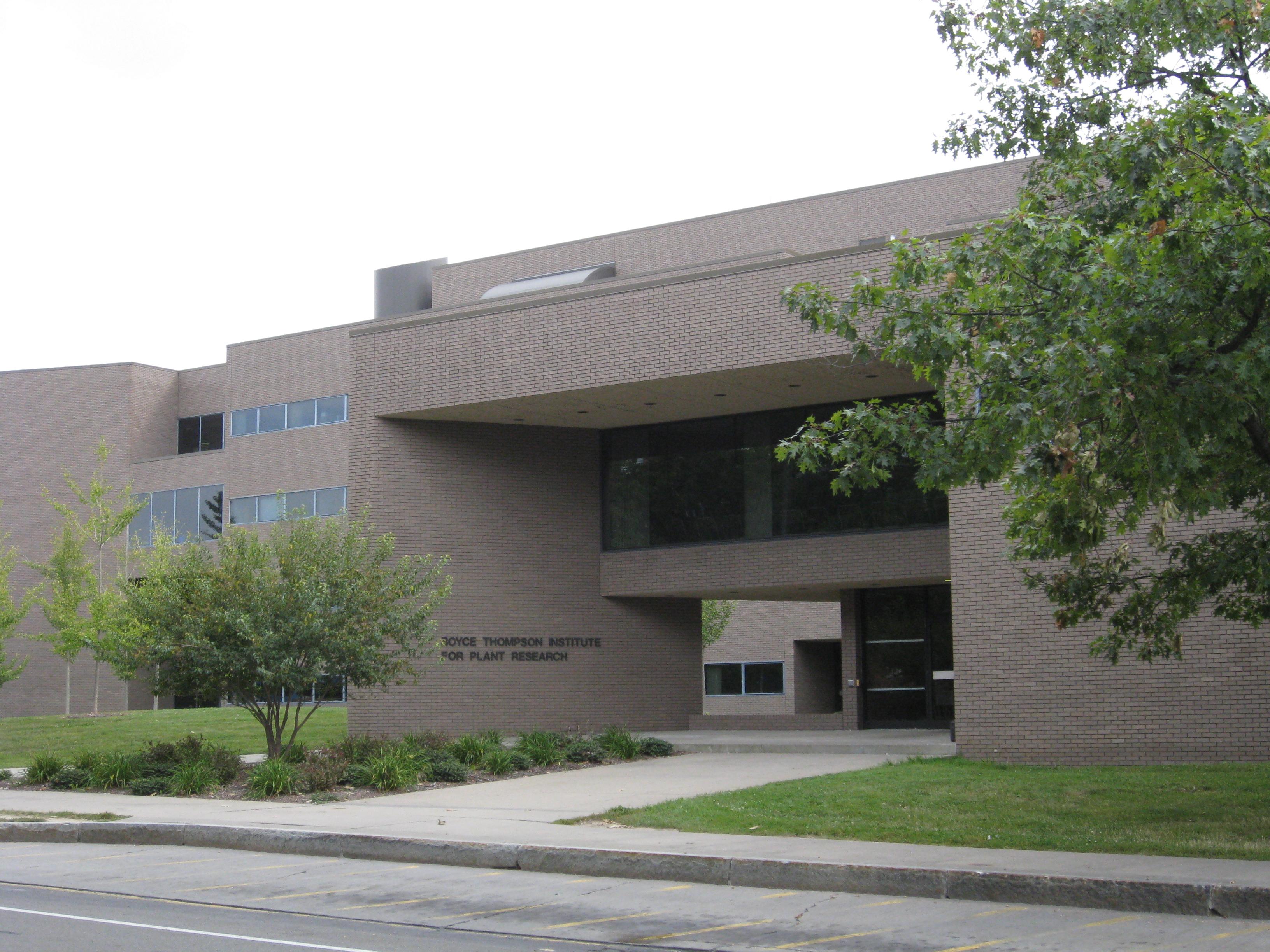 Boyce Thompson Institute - Wikipedia