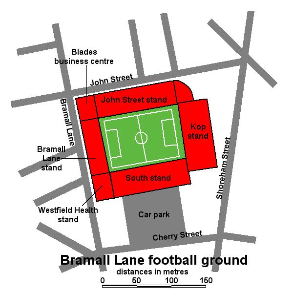 Bramall Lane Pitch File:bramall Lane Football