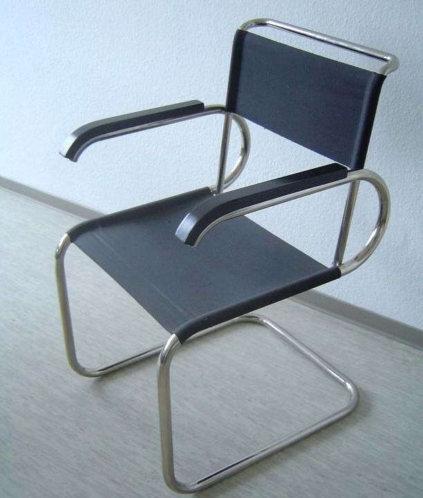Cantilever chair