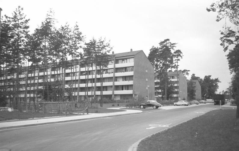 Neubaugebiet Karlsruhe