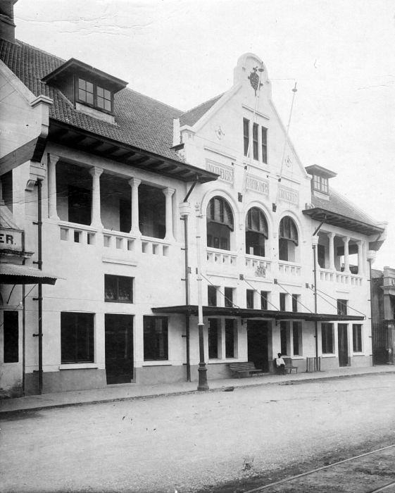 Redevelopment Of Kota Tua Jakarta