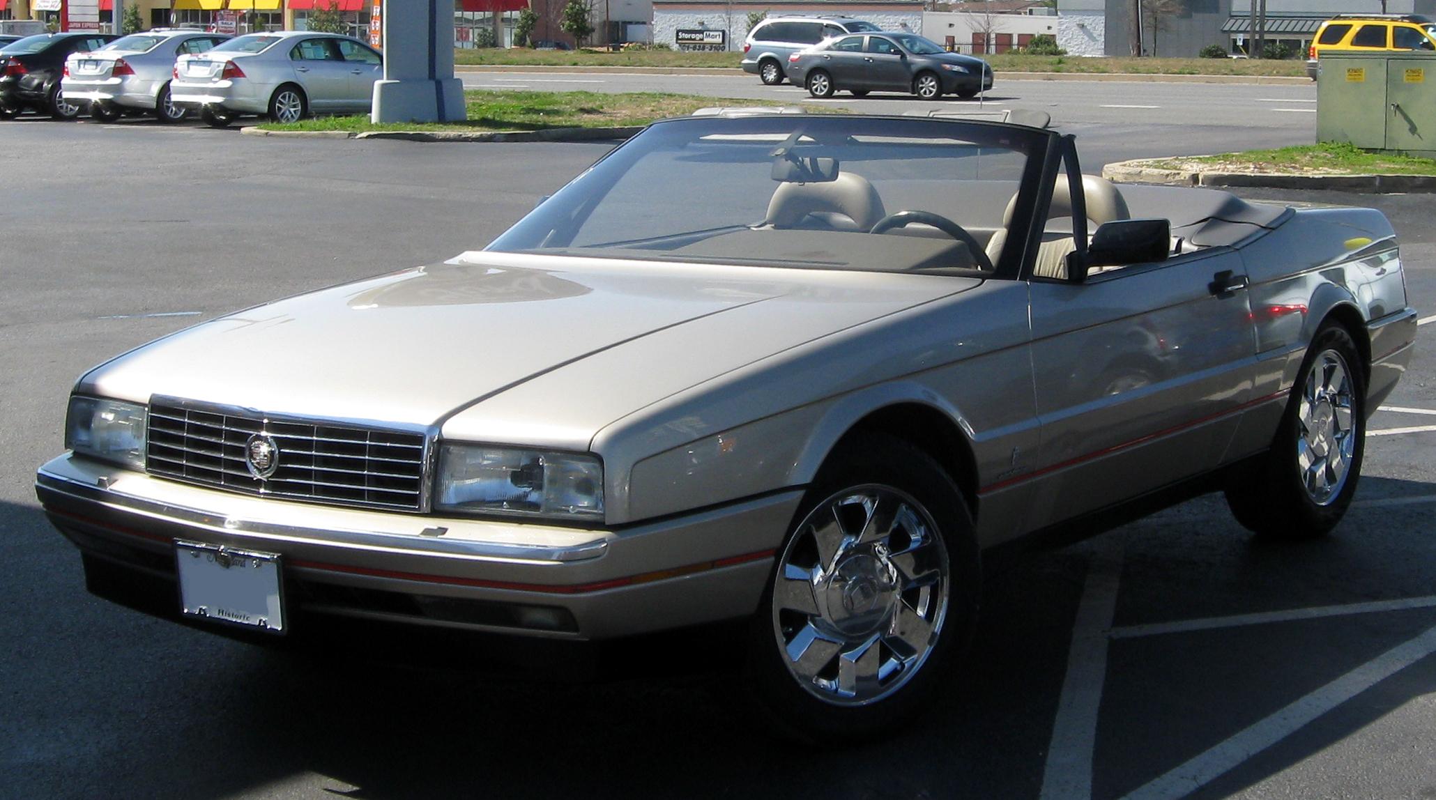 File:Cadillac Allante -- 03-14-2012 1.JPG - Wikimedia Commons