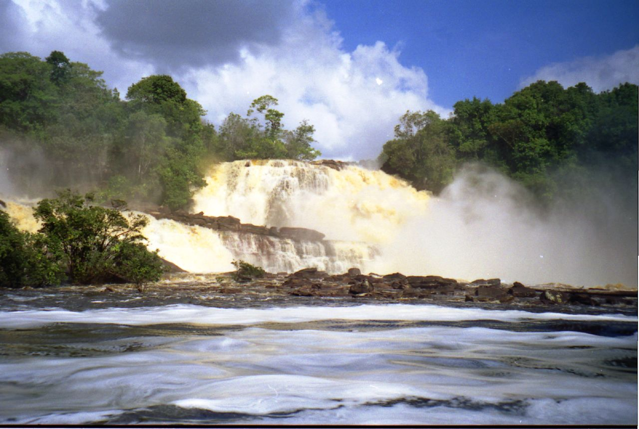 Guiana Highlands