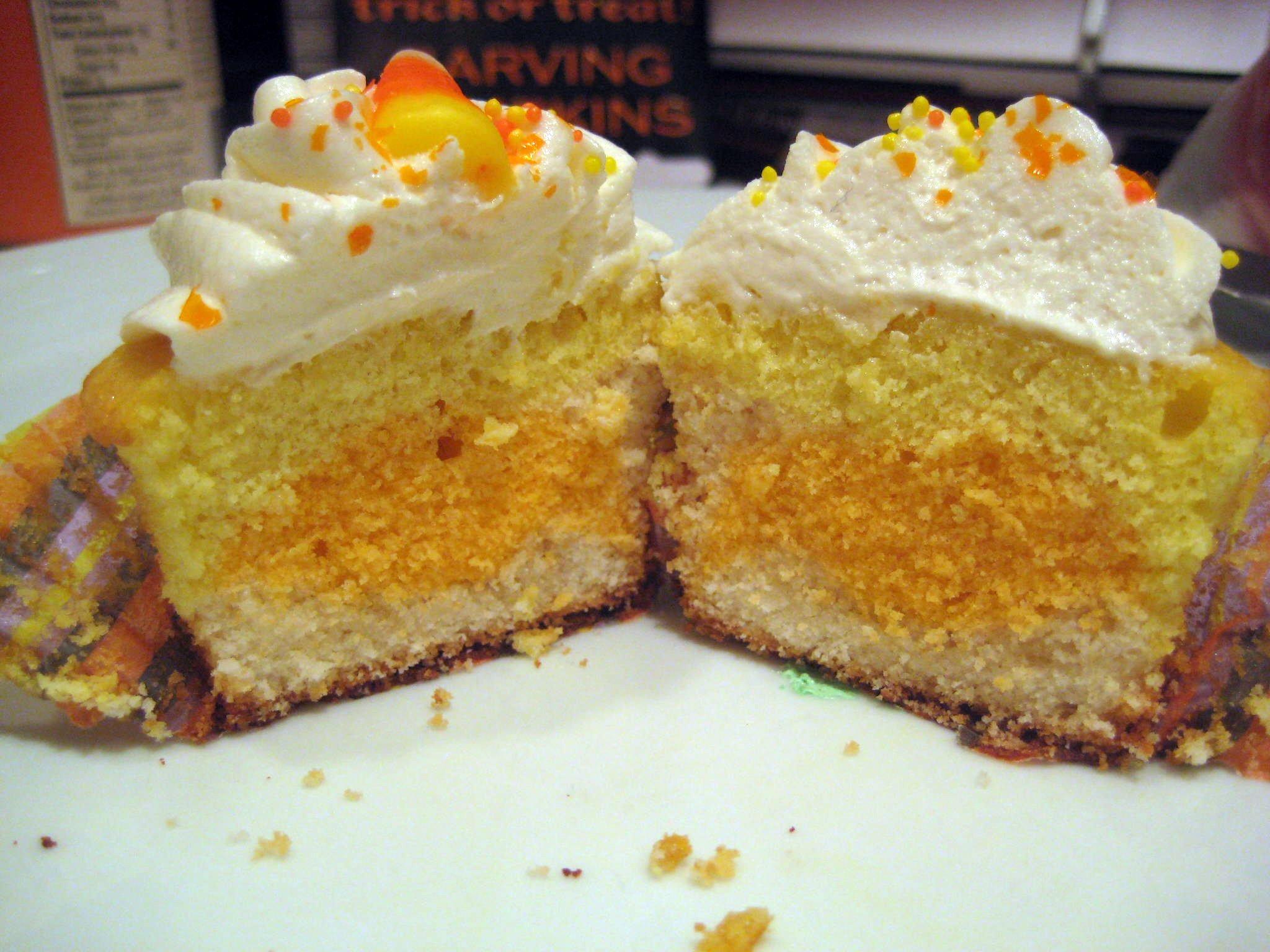 Half A Cake Mix Recipe