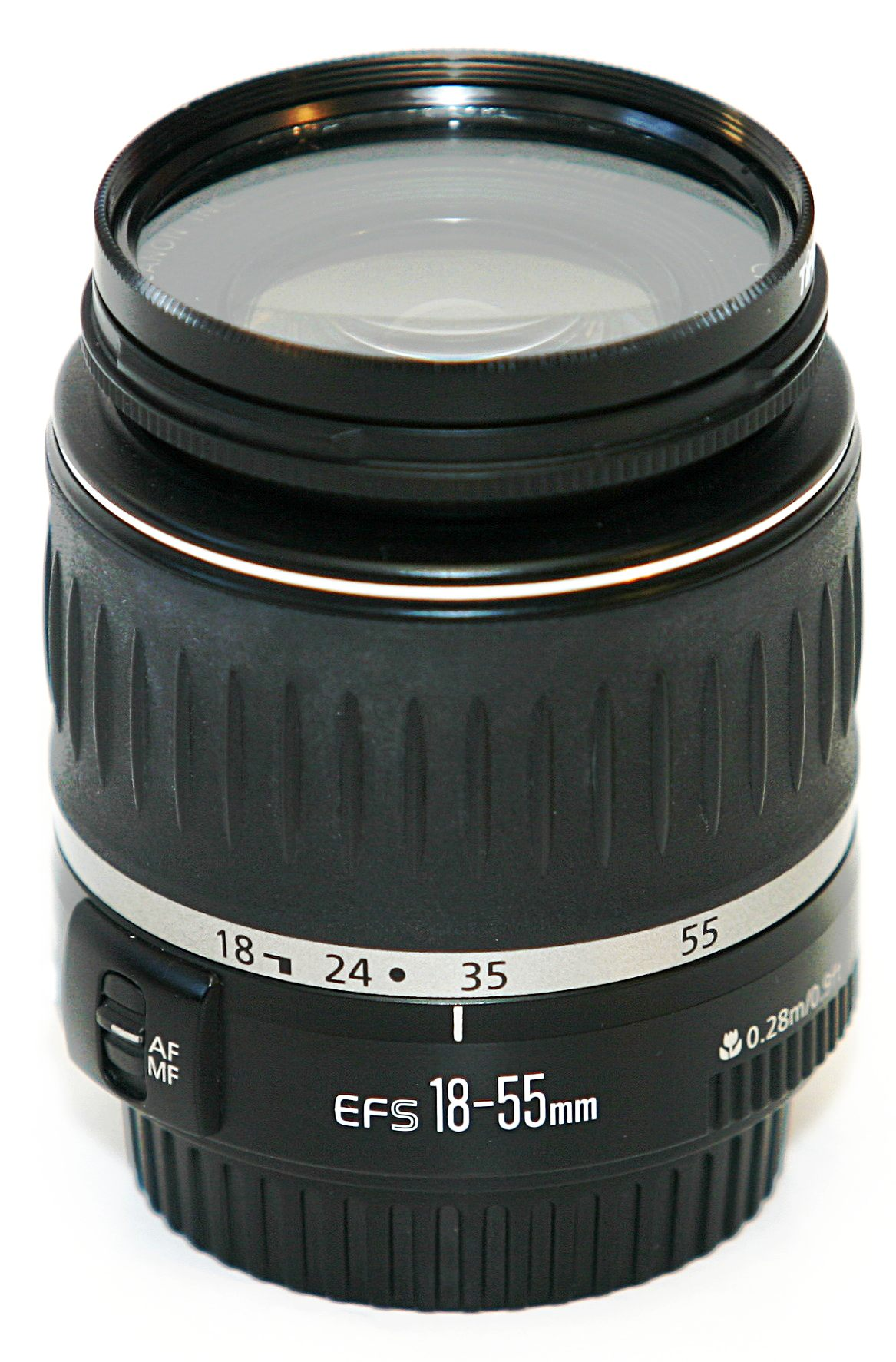 What do all those mm mean on camera lenses?