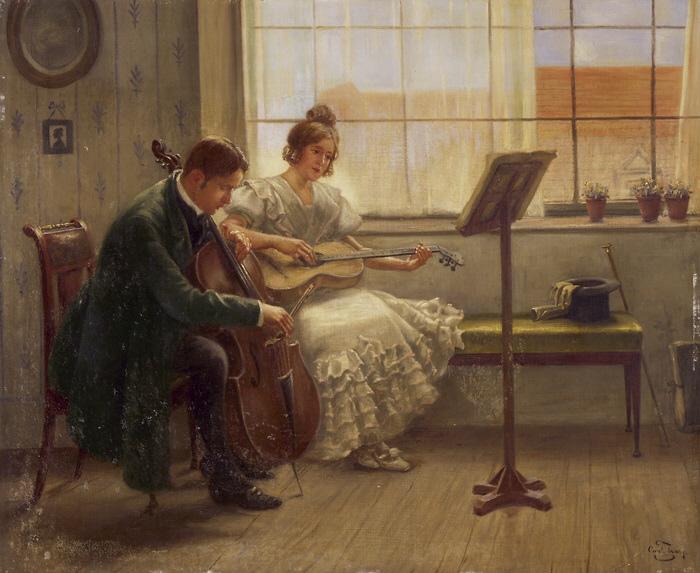Música doméstica