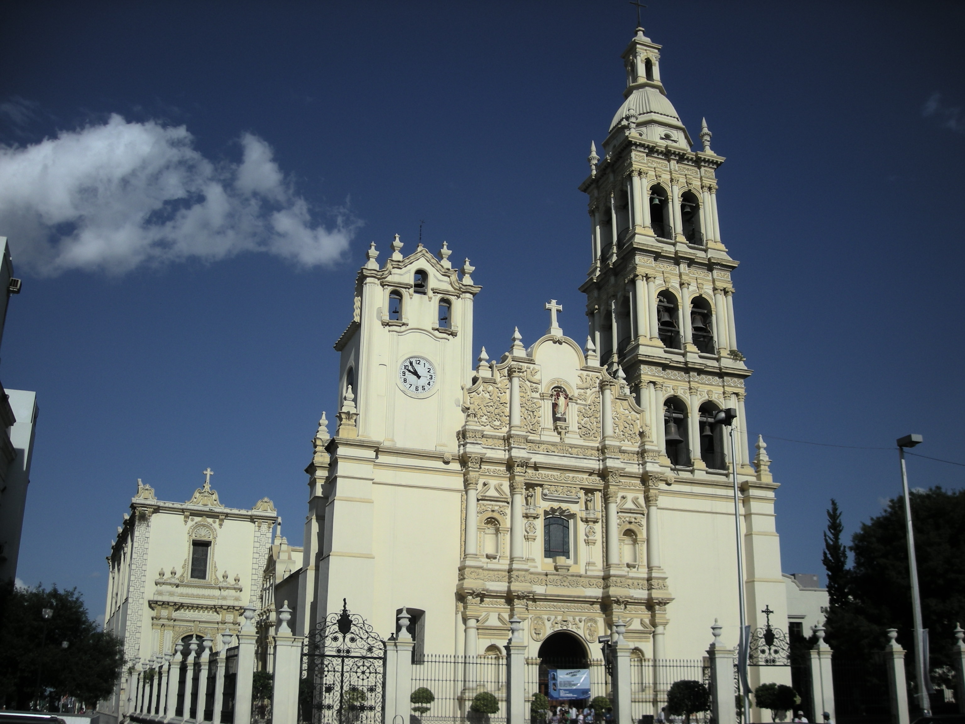 Catedral Metropolitana de Monterrey.