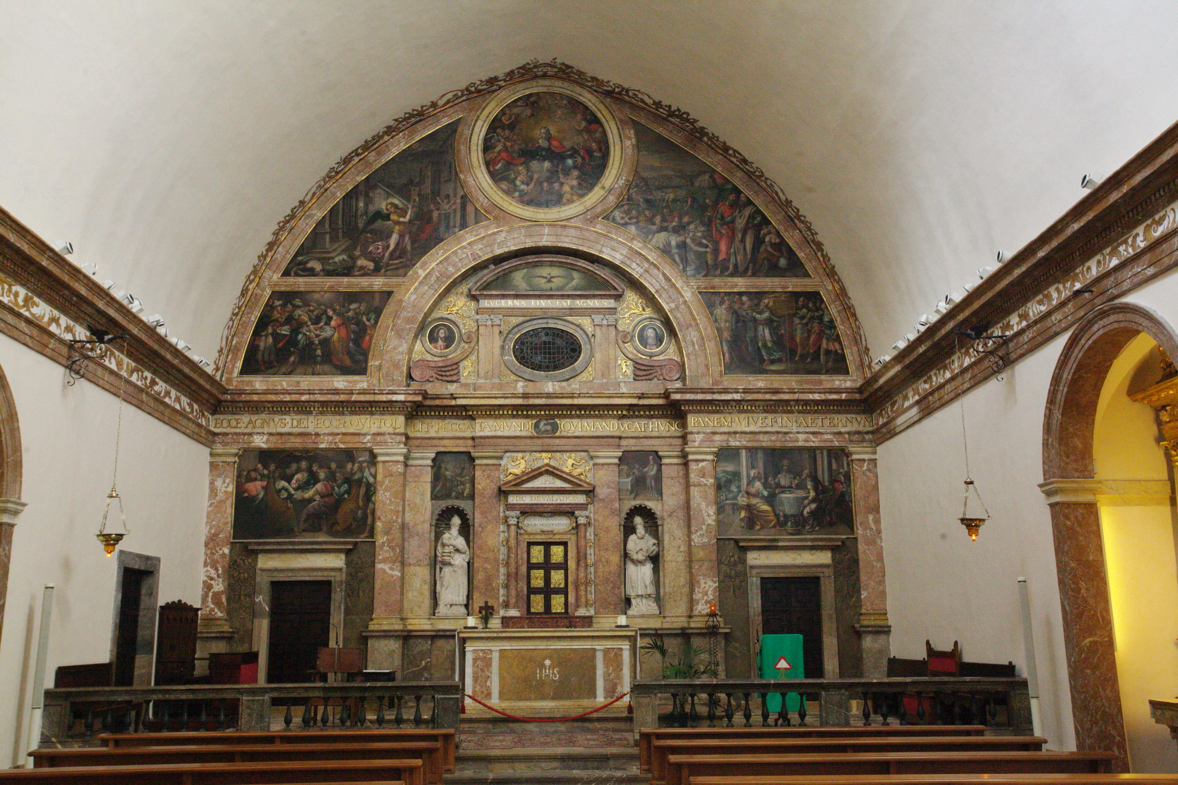 Capilla del Sagrario de la catedral de Tarragona