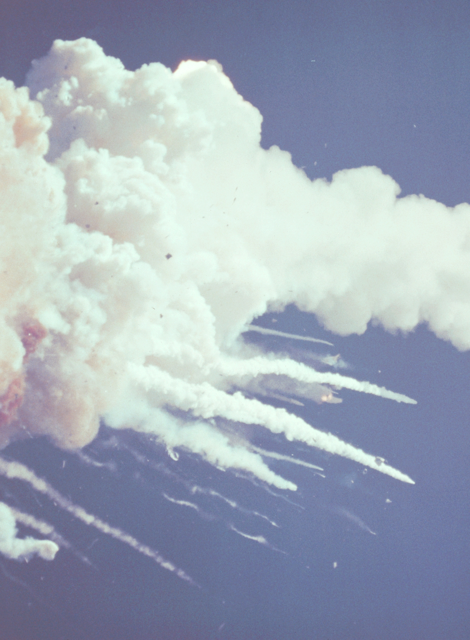 after space shuttle challenger explosion - photo #19