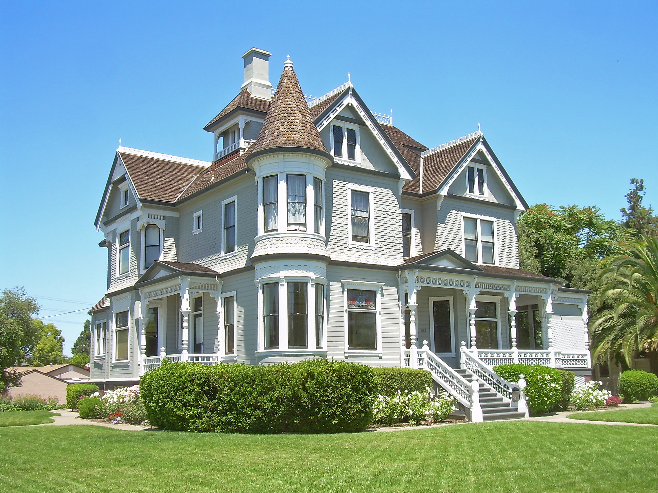 Victorian Architecture In The United States Wikipedia