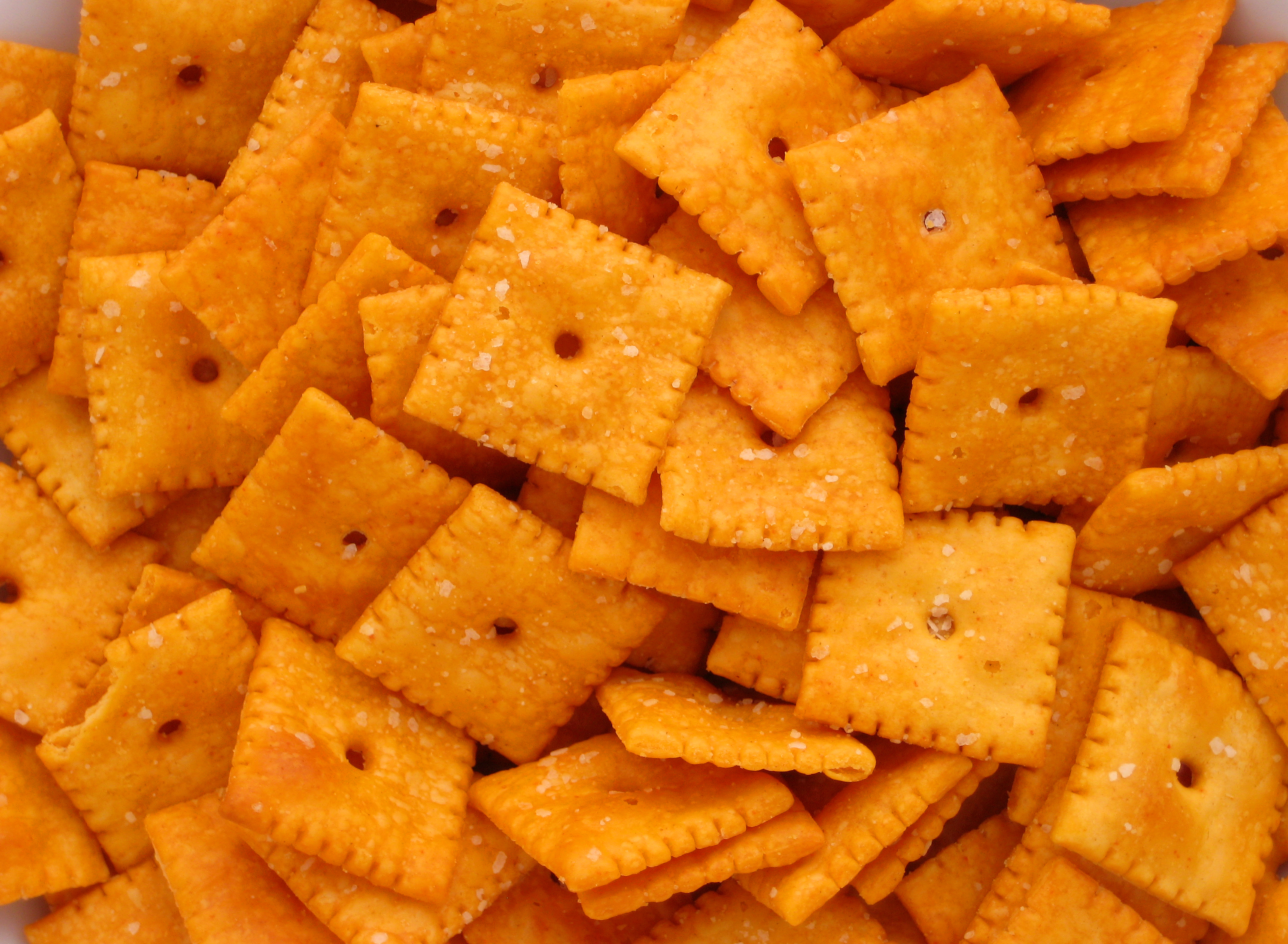 Goldfish Crackers or Cheez-its?