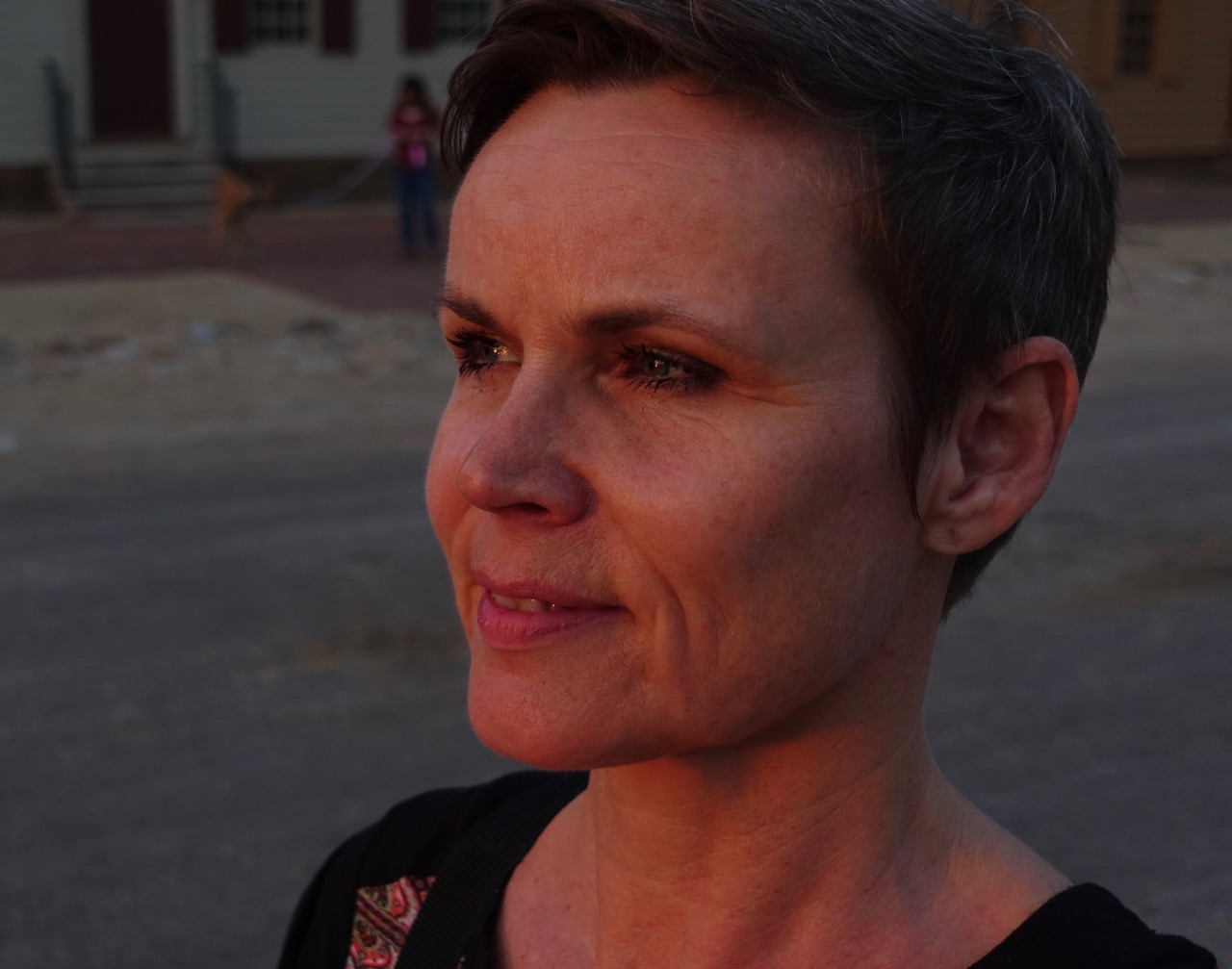 Image of Christine Istad from Wikidata