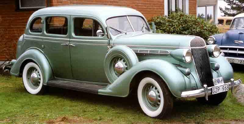 File chrysler airstream 4 door sedan 1936 for 1935 dodge 4 door sedan