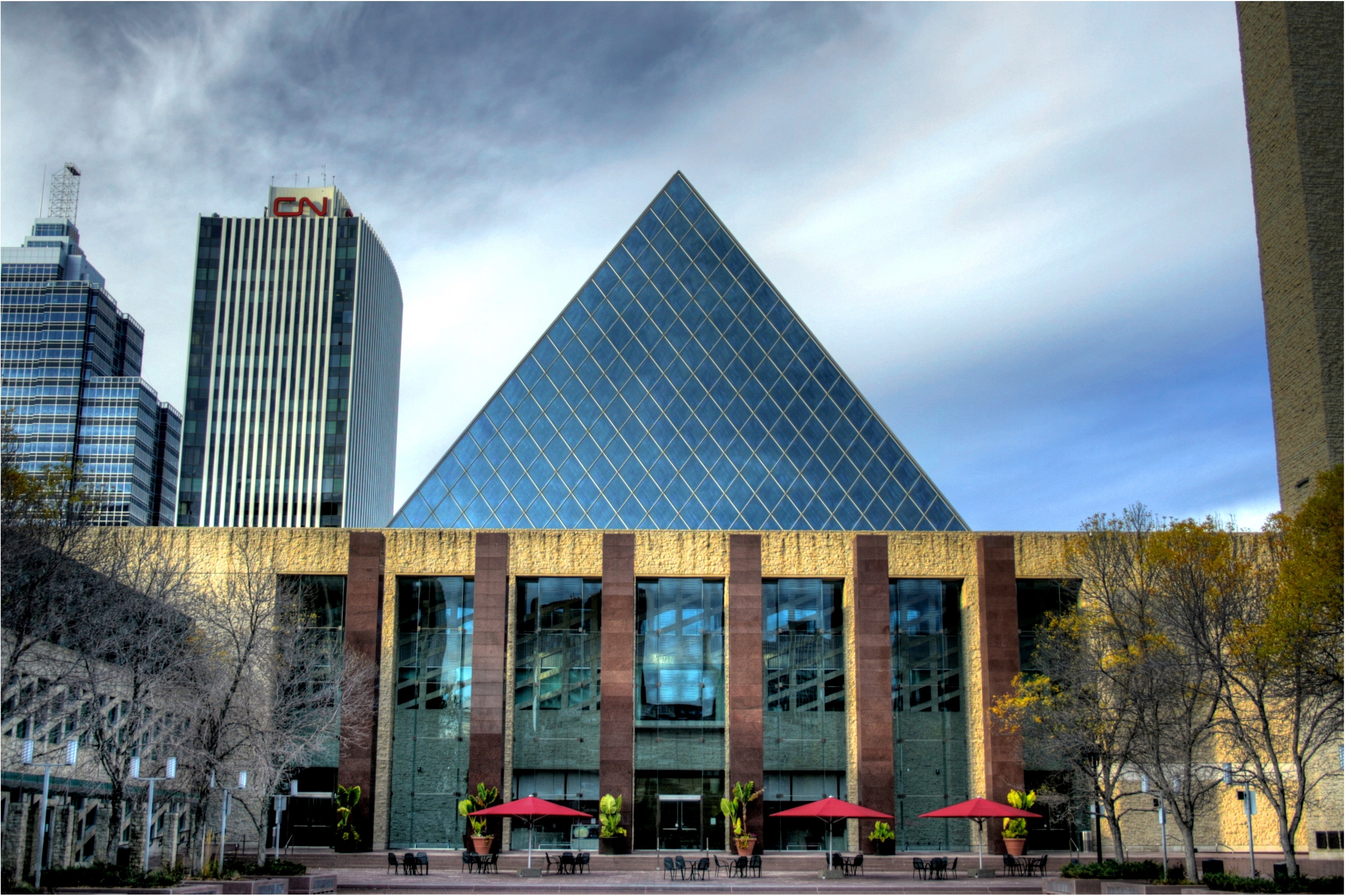 Edmonton City Centre Mall Restaurants
