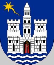 Coat of Arms of Trogir.png