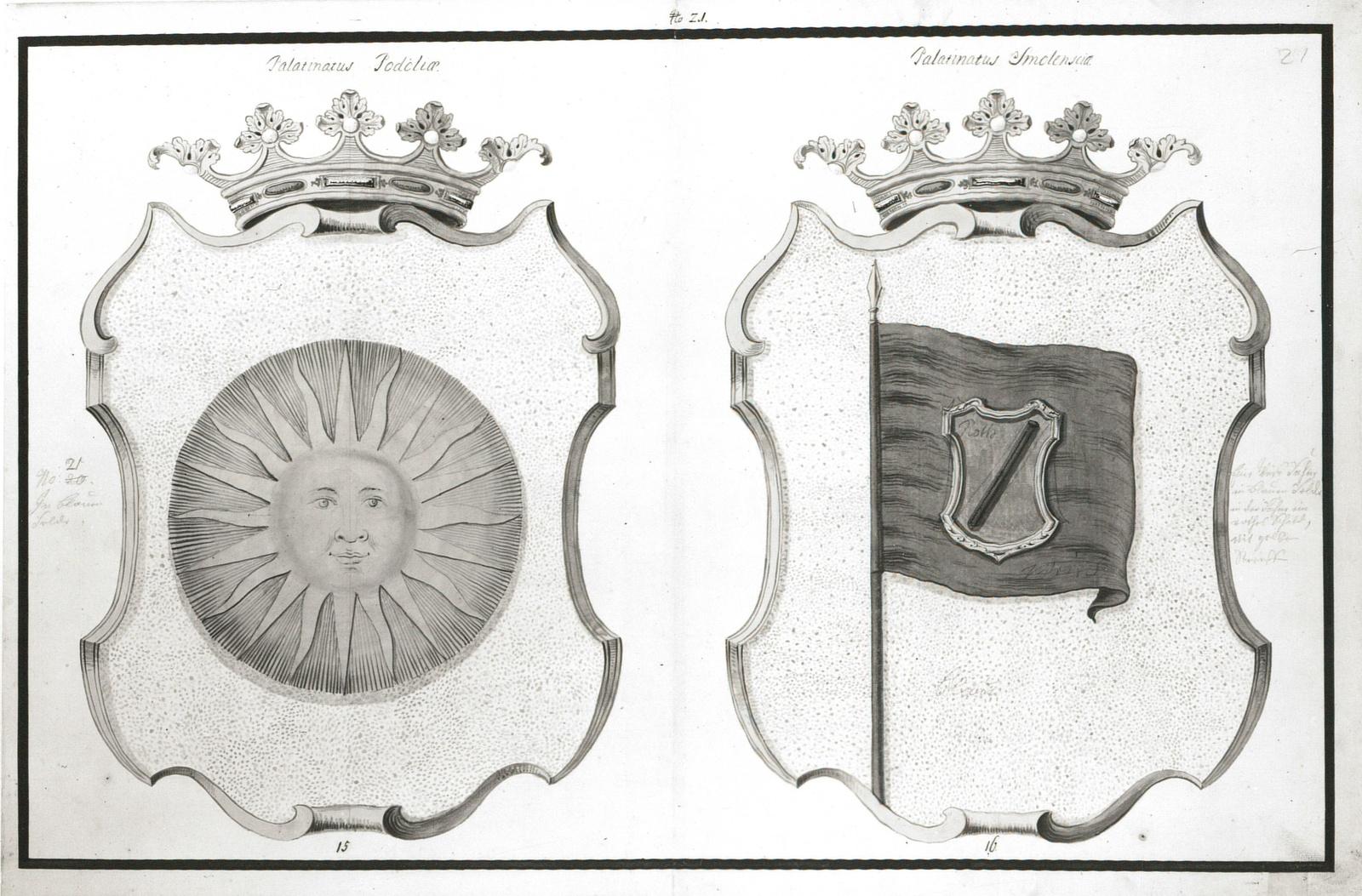 Coat of arms of Smolensk: history, description, interpretation of symbols 70