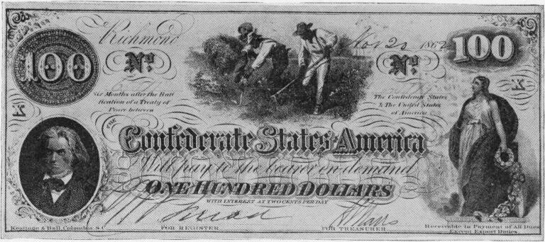 File:Confederate currency $100 John Calhoun.jpg