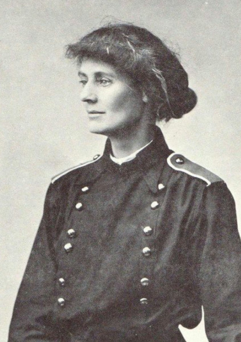 Constance Markievicz was the first woman elected to the British House of Commons in 1918, but as an Irish nationalist she did not take her seat, instead joining the First Dail. In 1919 she was appointed Minister for Labour, the first female minister in a democratic government cabinet. Countess Markiewicz.jpg