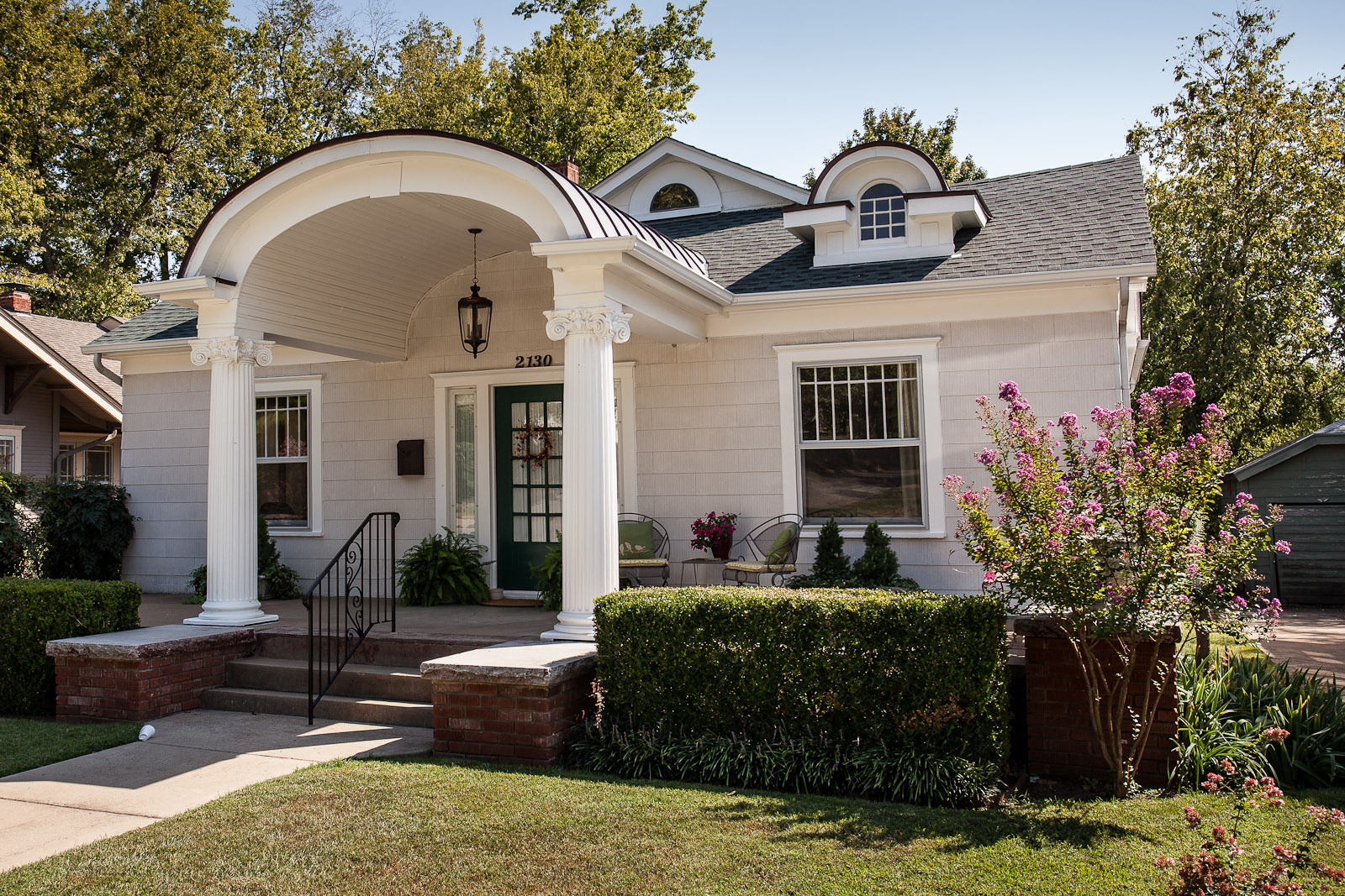 Yorktown tulsa wikipedia for Craftsman style homes in okc