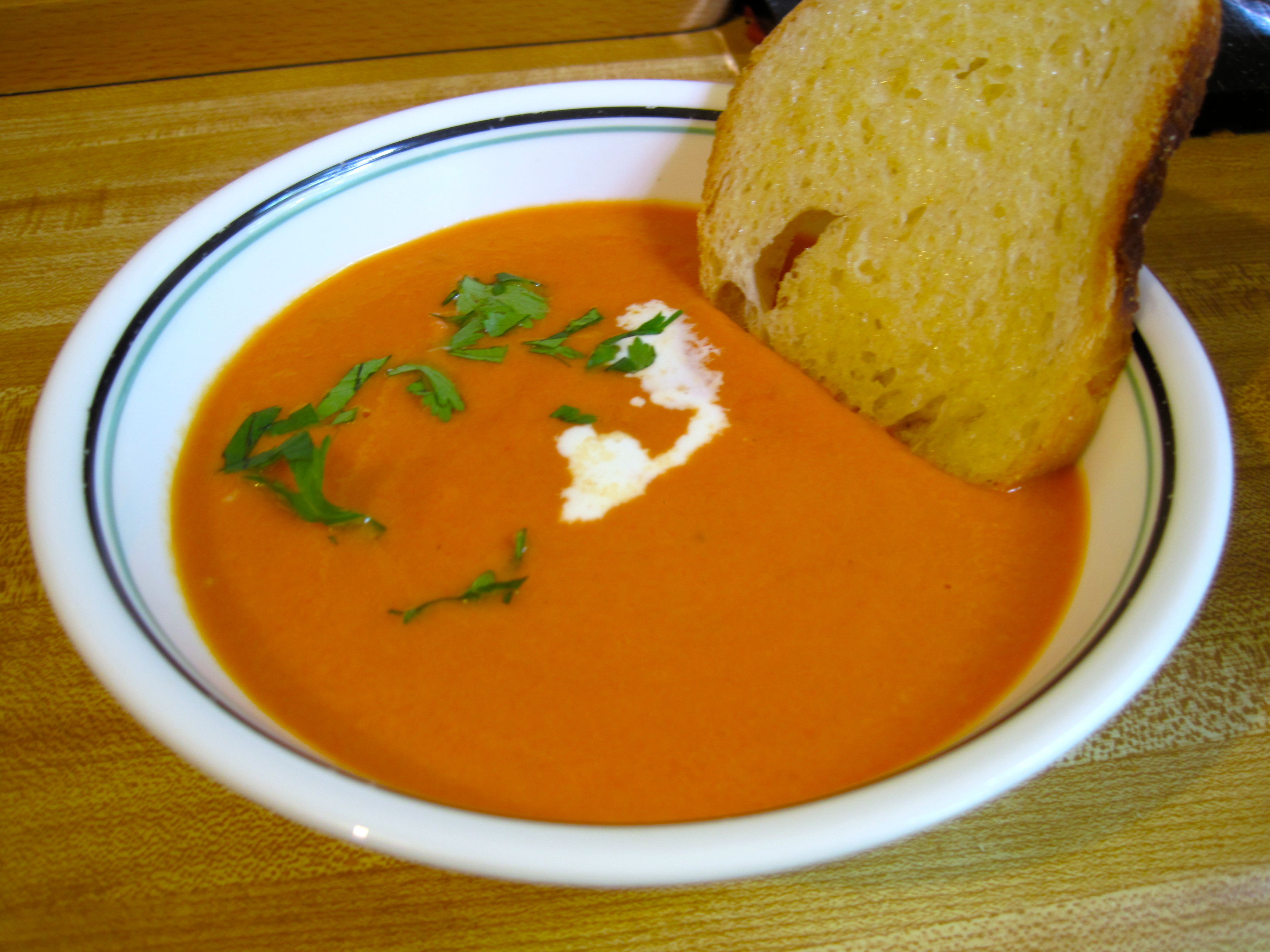 ... tomato soup egyptian tomato soup roasted tomato soup cream of tomato