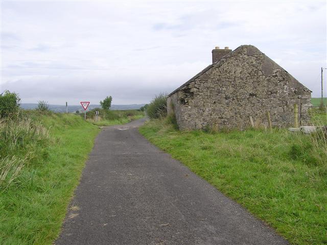 File:Creevy Road - geograph.org.uk - 1460510.jpg