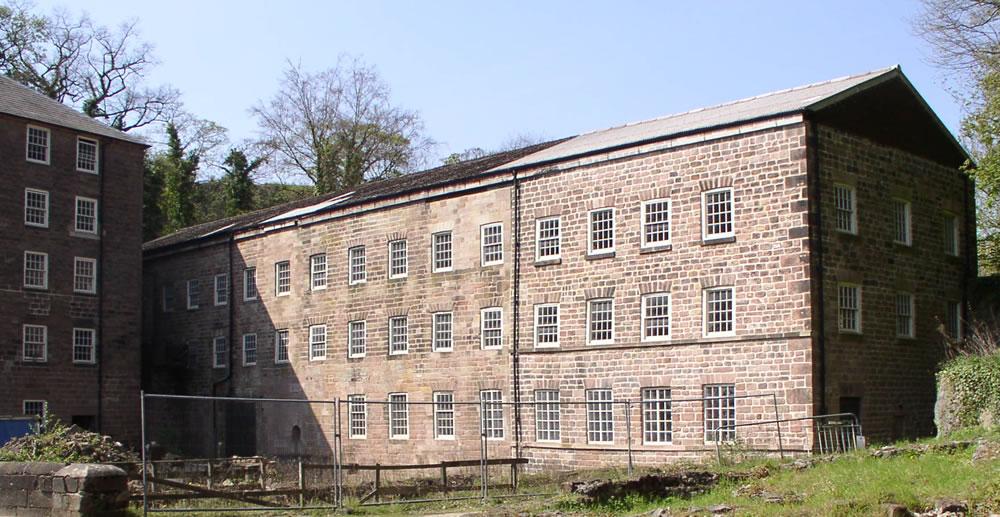 Cromford Mill Wikipedia