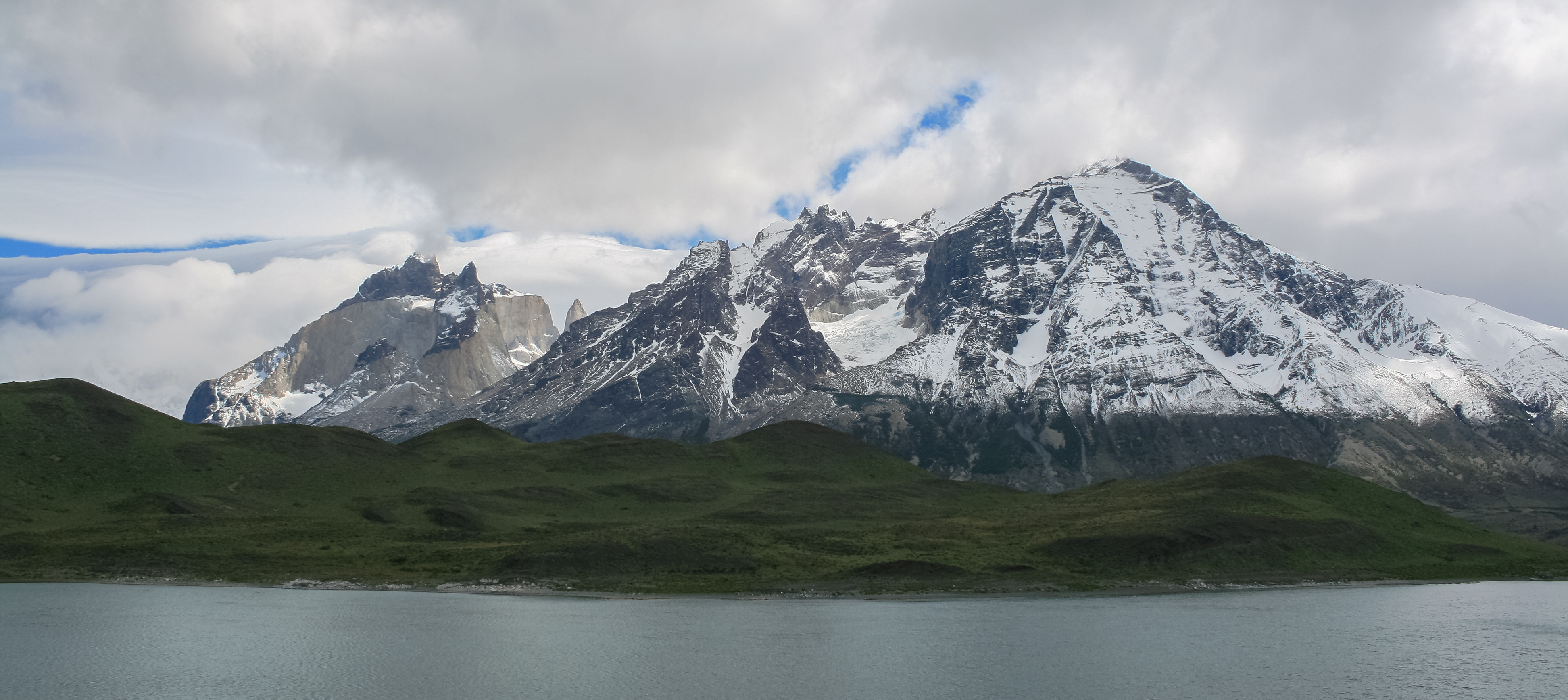 how to get to parque nacional torres del paine