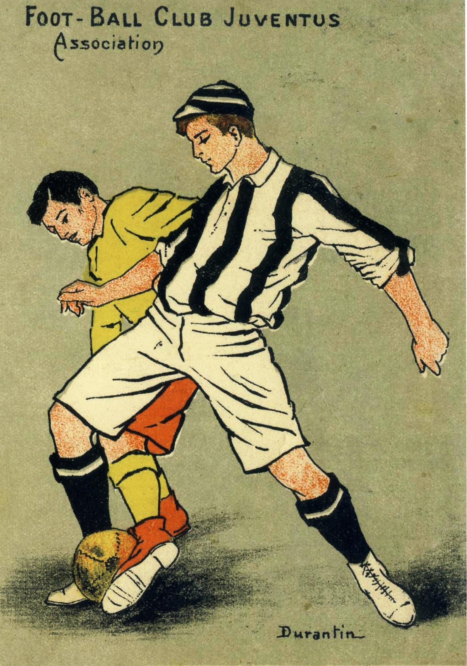 Filedm Durante Foot Ball Club Juventus Association 1903