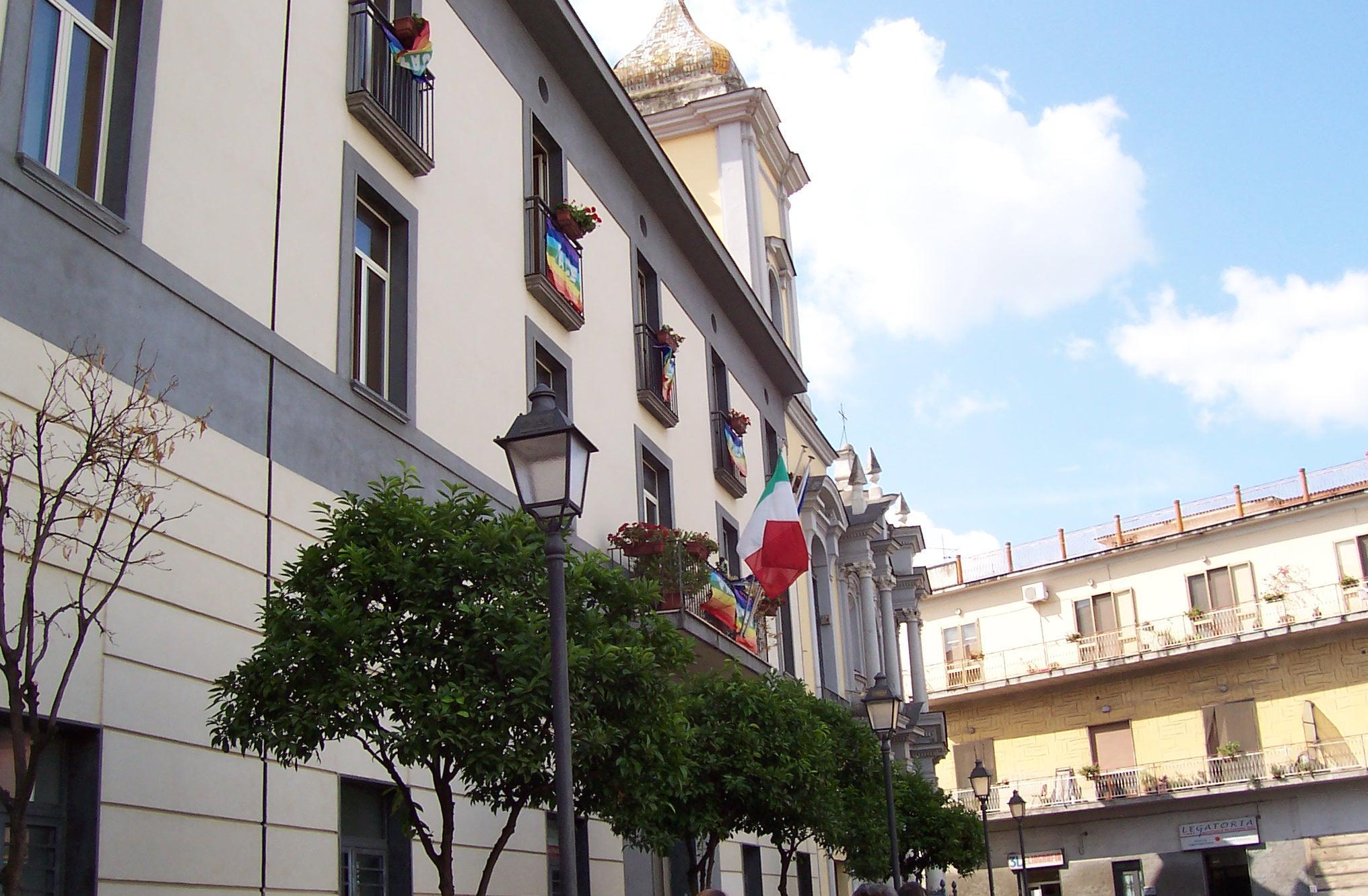 Via Romani Pomigliano D Arco pomigliano d'arco - wikipedia