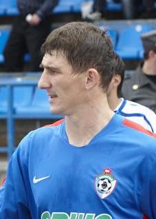 Daniel Bălan Romanian footballer
