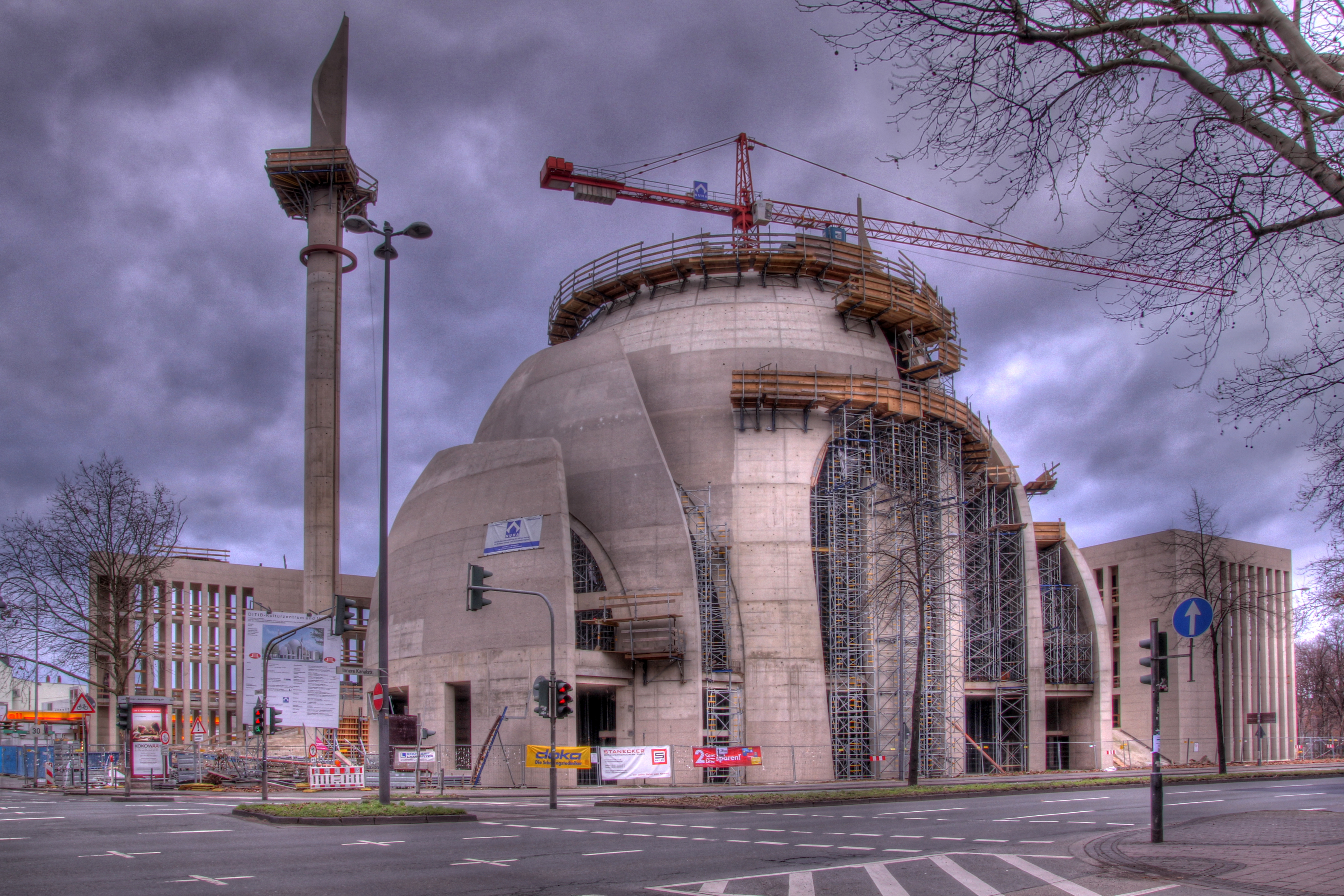 Köln Ditib Moschee