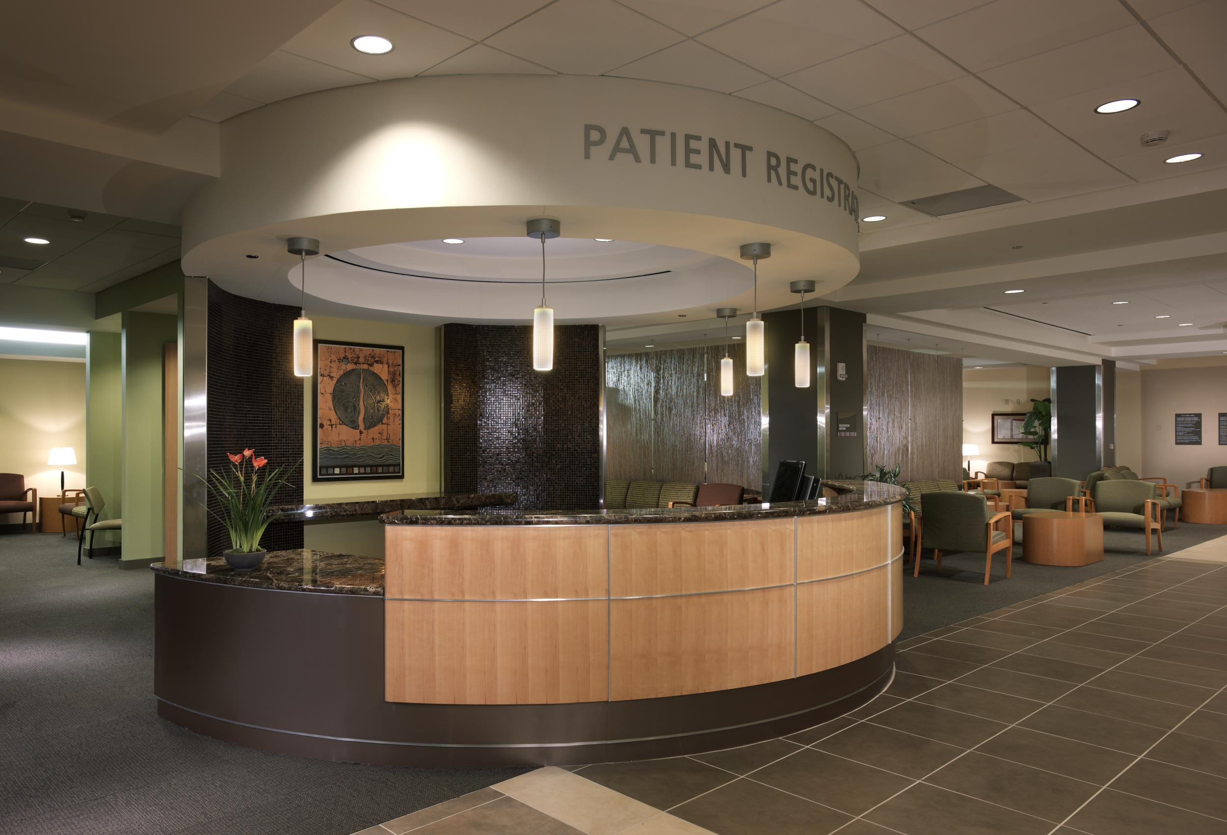 Dr Phillips Hospital Patient Room