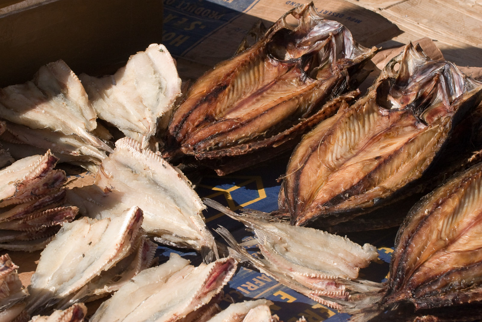 File dried fish at the market 3694164186 jpg wikimedia for 95 9 the fish