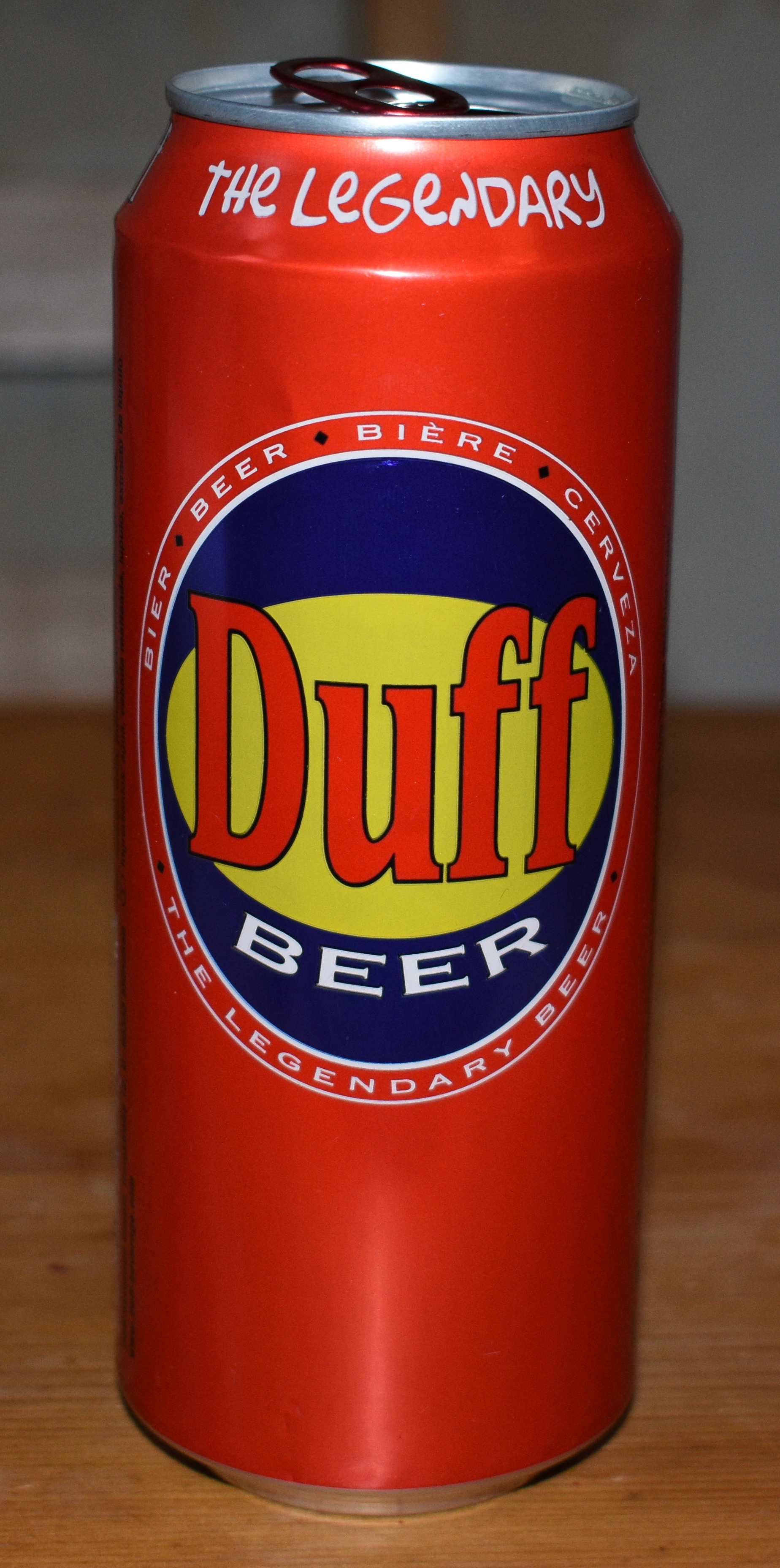 Duff Beer - Wikipedia
