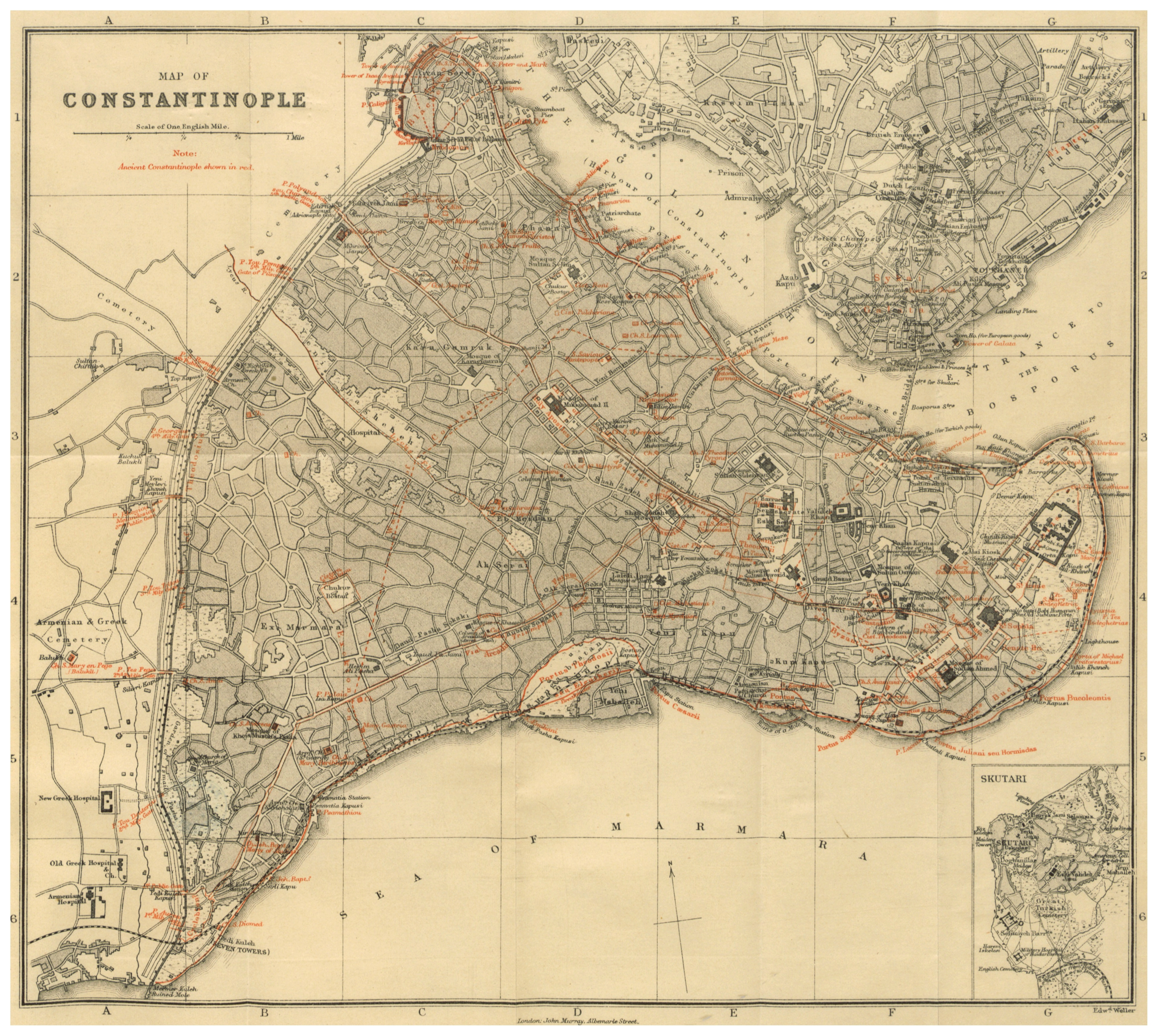 file elliot 1893 map of constantinople wikimedia mons
