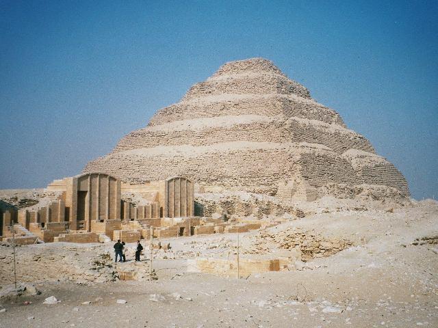 ダハシュールの階段ピラミッド