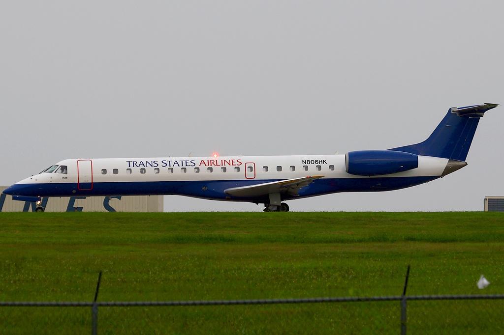 File:Embraer EMB-145ER (ERJ-145ER), Trans States Airlines ...