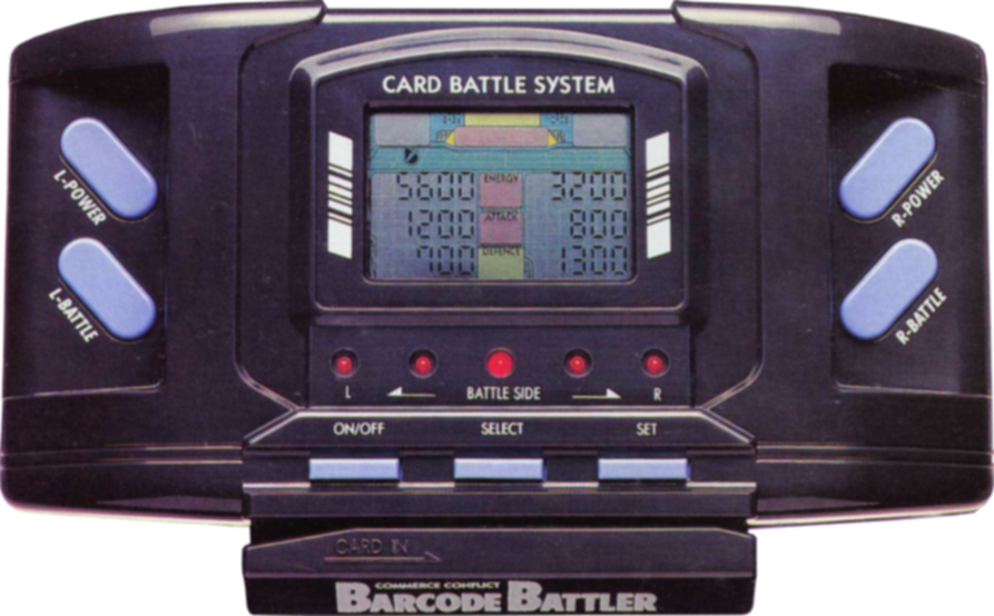 Barcode Battler - Wikipedia, the free encyclopedia