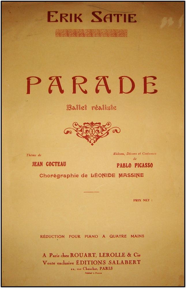 Parade Ballet Wikipedia