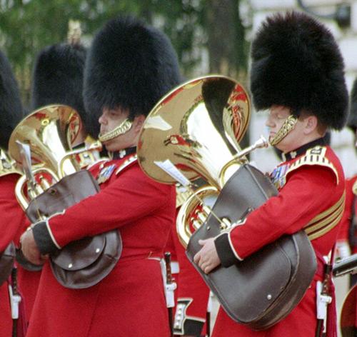 euphonium and tuba