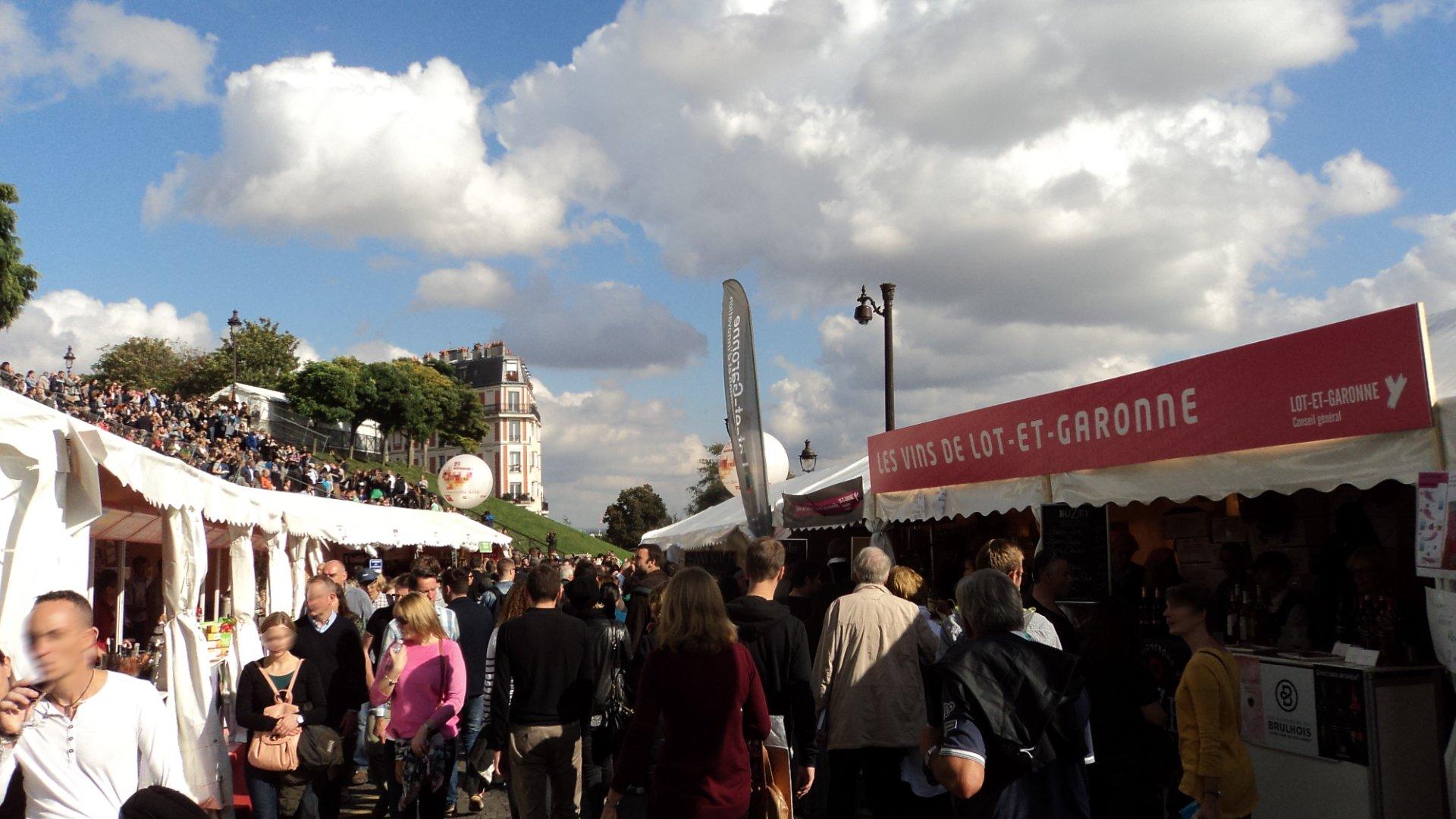 Image result for fete des vendanges montmartre
